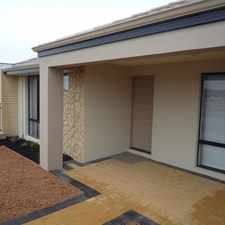 Rental info for GOOD SIZED FAMILY HOME!!! in the Ellenbrook area