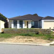 Rental info for MASSIVE FAMILY HOME in the Perth area