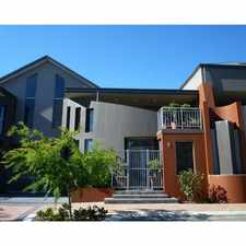 Rental info for COSY GEORGEOUS Townhouse - Unfurnished in the Jolimont area
