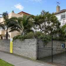 Rental info for **UNDER APPLICATION** in the Melbourne area