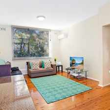 Rental info for Modern Two Bedroom Apartment in Great Location in the Balgowlah area