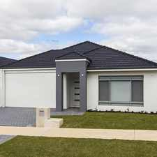 Rental info for STUNNING BRAND NEW SPACIOUS MODERN HOME