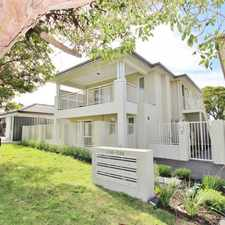 Rental info for Brand New 2 x 2 Apartment in the Bassendean area