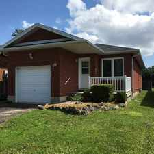 Rental info for Benson Drive - 2 plus 2 bedrooms House for Rent in the Barrie area