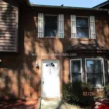 Rental info for 2 Bedroom, 2 1/2 Bath Townhouse $775