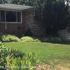 Rental info for 303 W. Pine Ave.