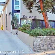 Rental info for 276 Alpine St in the Madison Heights area