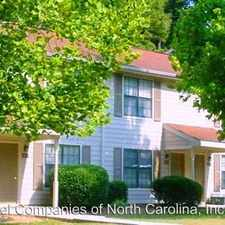 Rental info for 501 West Chatham Street 503 West Chatham Street in the Cary area