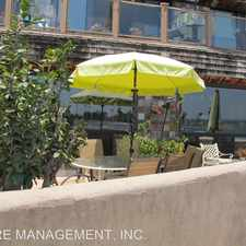 Rental info for 3278 BAYSIDE WALK in the Mission Beach area