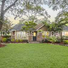 Rental info for 22709 Fritz Lane #a in the Houston area