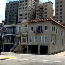 Rental info for 1899 Green Street #4 in the San Francisco area