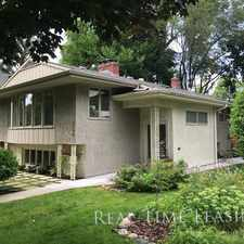 Rental info for 1799 Summit Ave. in the St. Paul area