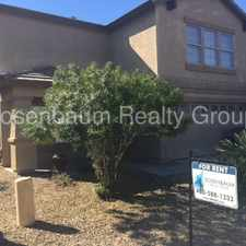 Rental info for Beautiful Single Family Home in Laveen Village.