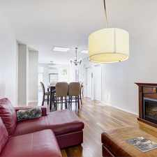 Rental info for 165 Rue Sherbrooke Est in the Plateau-Mont-Royal area