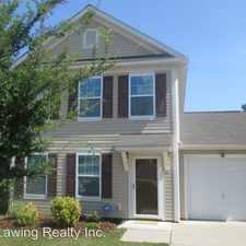 Rental info for 1519 Thoreau Court in the Pawtuckett area