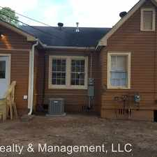 Rental info for 115 Taliaferro Dr.
