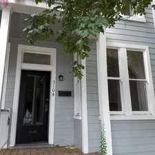 Rental info for 3104 E. Marshall Street in the Church Hill area