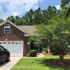 Rental info for 5604 S Blackmoor Drive