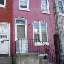 Rental info for 1432 COTTON STREET in the Reading area