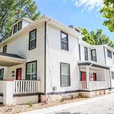 Rental info for 512 S. Main in the Springfield area