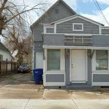 Rental info for 151 30th St. - #1