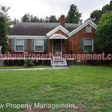 Rental info for 2539 Union Ave. in the Binghampton-Lester area