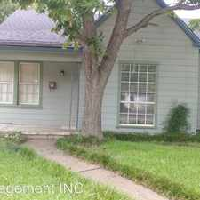 Rental info for 908 Clairemont Ave in the Fort Worth area