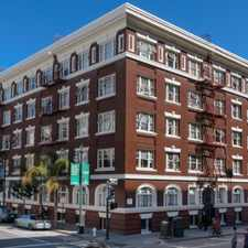 Rental info for 990 GEARY Apartments