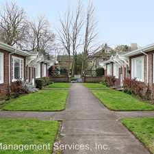 Rental info for 1007-21 NE Tillamook in the Eliot area