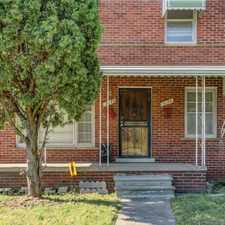 Rental info for 7172 Nevada Avenue in the Pershing area
