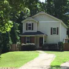 Rental info for 1028 Hickory Nut Street in the Echo Hills area