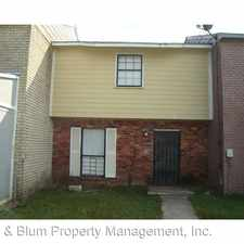 Rental info for 27 Pinewood Ct. in the Behrman area