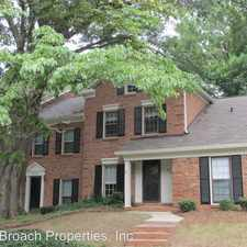 Rental info for 9004-B Nolley Court in the Sardis Woods area