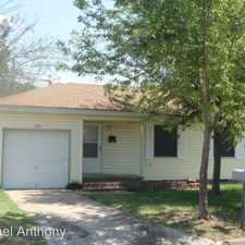 Rental info for 705 NW 22nd
