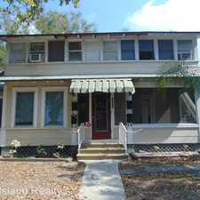 Rental info for 1019 5th Street N in the St. Petersburg area