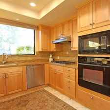 Rental info for Updated Property With Pool, Spa And Gorgeous Mo... in the Rancho Mirage area