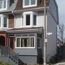 Rental info for 2 Parr Street in the Dufferin Grove area
