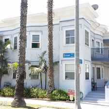 Rental info for 1600 Ocean Blvd in the Long Beach area