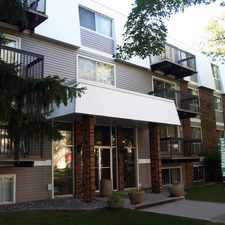 Rental info for Seventh Street Manor in the Central McDougall area