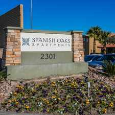 Rental info for Spanish Oaks in the Rancho Oakey area