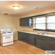 Rental info for Remodeled 3/1 with Parking in the Chicago area