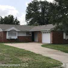 Rental info for 110 Thompson Dr in the 73160 area