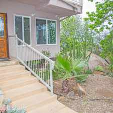 Rental info for 17435 Rancho De Oro Drive in the San Diego area