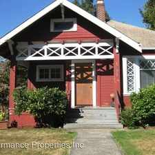 Rental info for 1231 SE 51st Avenue in the Mt. Tabor area