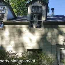 Rental info for 8815 Earl Court #1 in the Potomac area