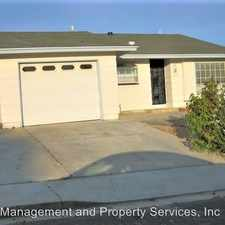 Rental info for 1133 Peterlynn Drive in the Otay Mesa West area