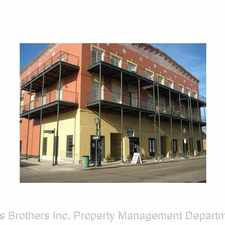 Rental info for 412 Dauphin St. Unit N