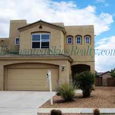 Rental info for Fabulous Executive Style 3 Bedroom Townhome - Albuquerque in the Rio Rancho area