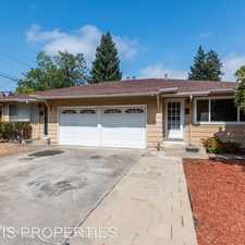 Rental info for 1487/1489 Vallejo Drive in the West Campbell area