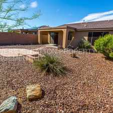 Rental info for 2427 W TURTLE HILL DR - 2BR 2BA - Anthem Way/Club Dr - GREAT 2BR HOME! WALKING DISTANCE TO RESTAURANTS AND SHOPPING! GREAT BACKYARD! CALL TODAY!